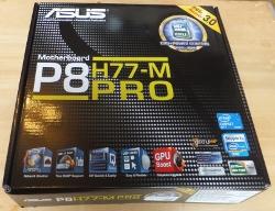 Asus P8h77-m User Manual