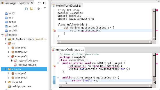 Eclipse Xtext Naming, Scoping and Linking- Martin Baker